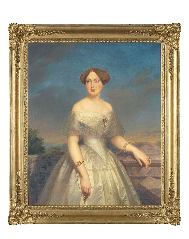 294672ae1070 Drottning Lovisa 1828-1871 - Kungliga slotten