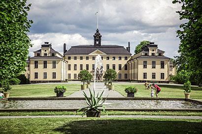Ur Historien Ulriksdals Slott Kungliga Slotten